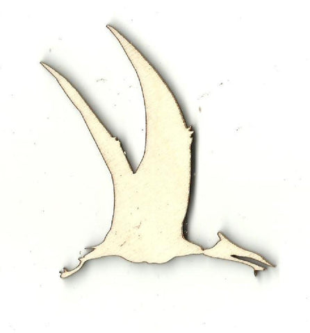 Pteradactyl Dinosaur - Laser Cut Wood Shape Din16 Craft Supply
