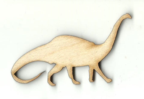 Dinosaur - Laser Cut Wood Shape DIN34