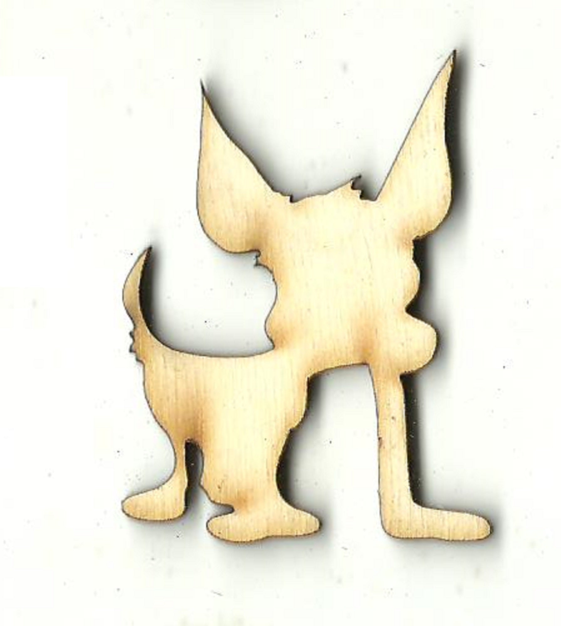 Chihuahua - Laser Cut Wood Shape DOG136
