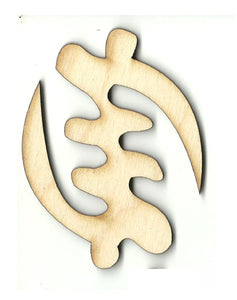 Design - Laser Cut Wood Shape DSN114