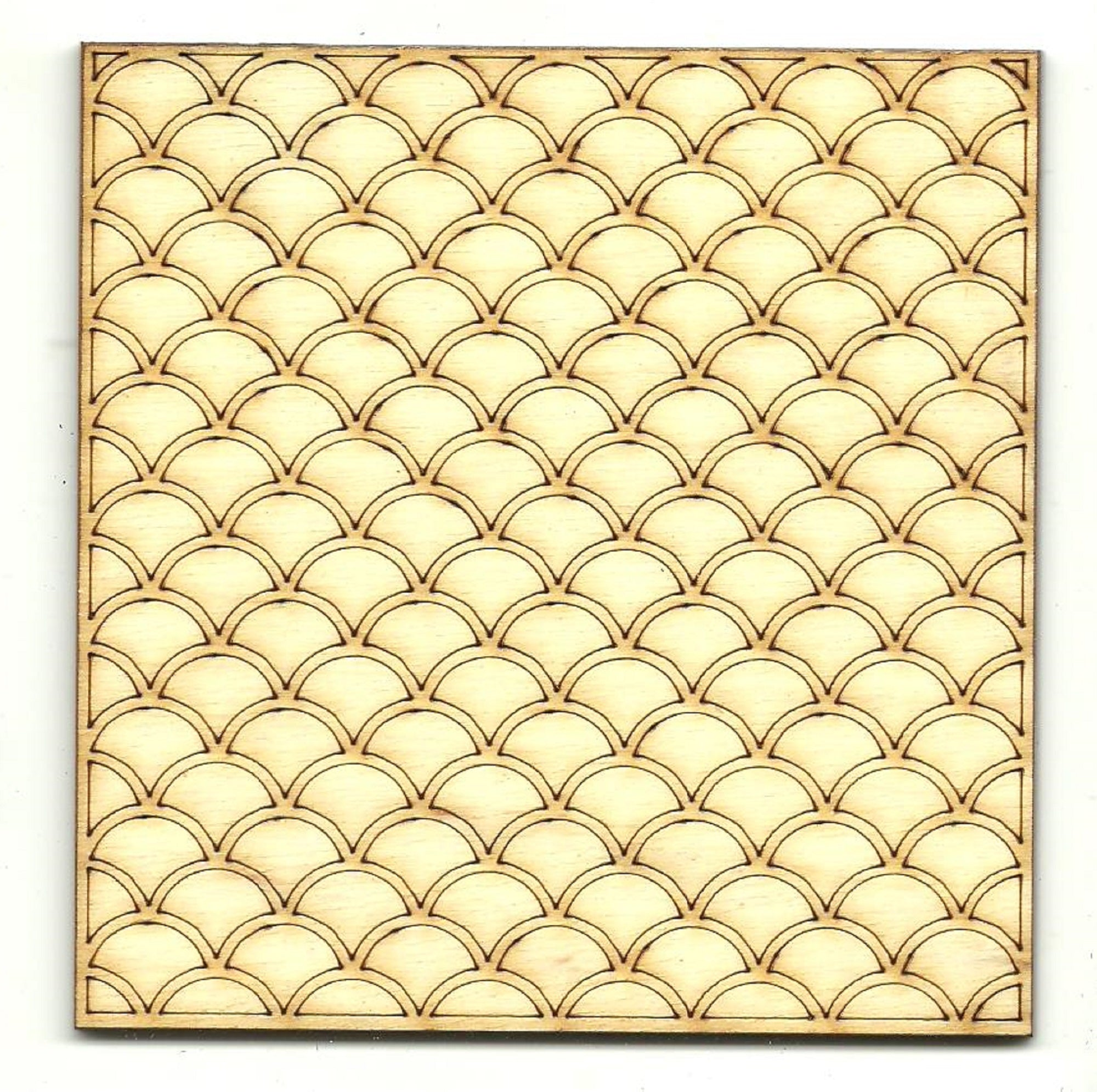 Panel Design - Laser Cut Wood Shape DSN120