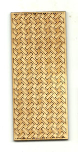 Panel Design - Laser Cut Wood Shape DSN129