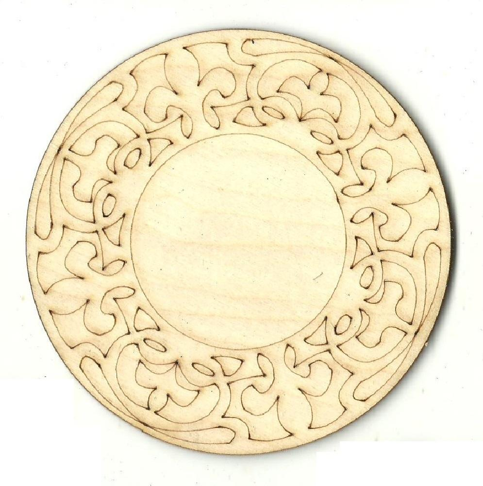 Design - Laser Cut Wood Shape Dsn76 Craft Supply