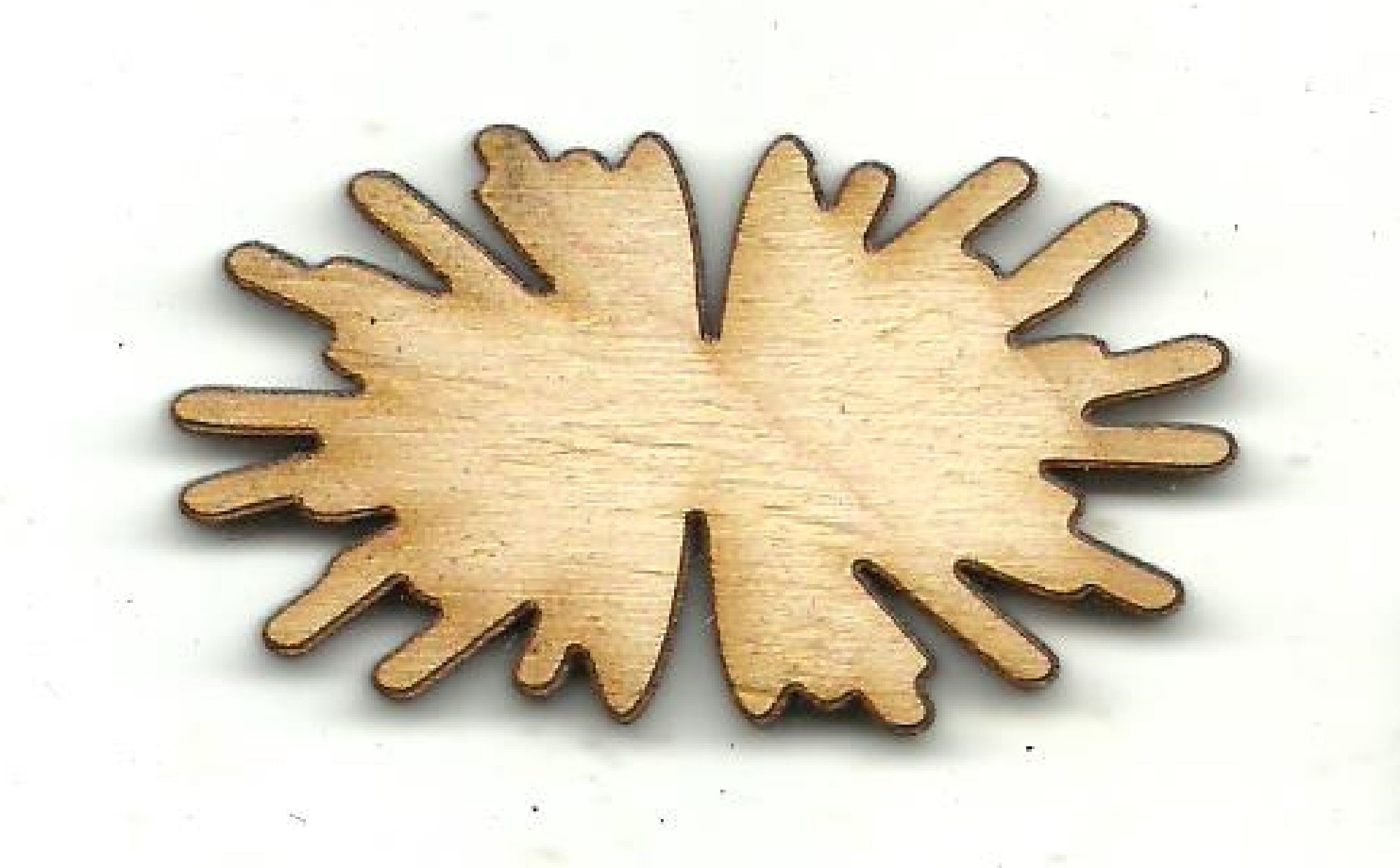 Design - Laser Cut Wood Shape DSN98