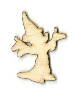 Sorcerer Mickey Mouse - Laser Cut Wood Shape Dsy119 Craft Supply