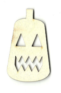 Pumpkin - Laser Cut Wood Shape Fal22 Craft Supply