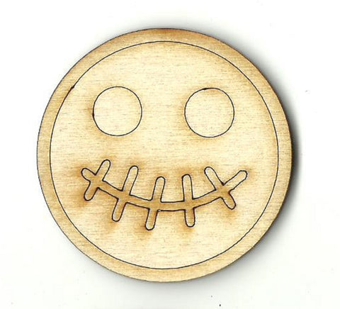 Skeleton - Laser Cut Wood Shape FAL241