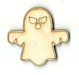 Ghost - Laser Cut Wood Shape FAL250