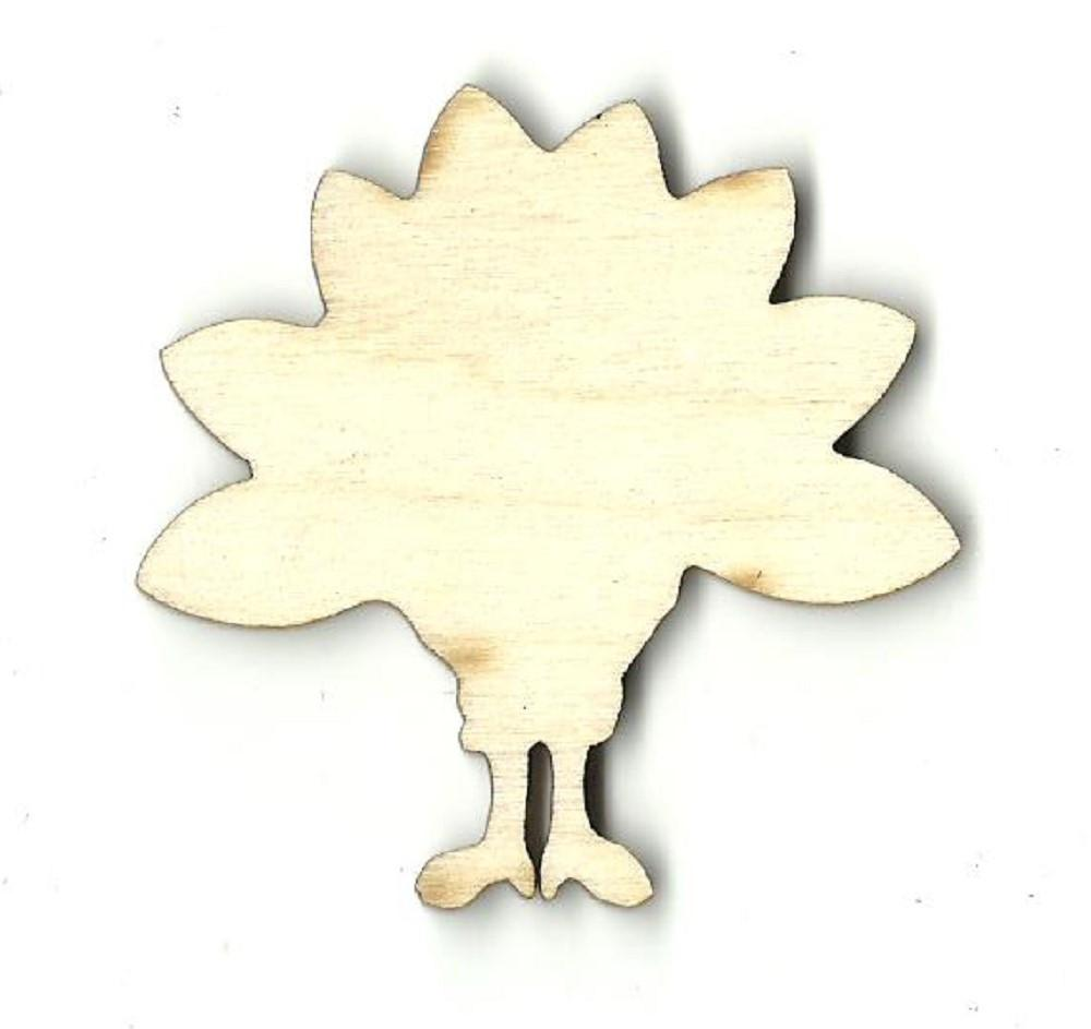 Turkey - Laser Cut Wood Shape Fal147 Craft Supply
