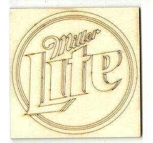Beer Sign - Laser Cut Wood Shape Fod166 Craft Supply
