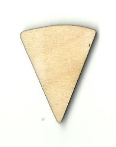 Slice Of Pizza - Laser Cut Wood Shape Fod91 Craft Supply