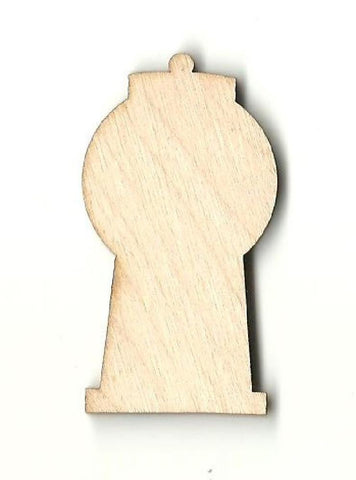Bubblegum Machine - Laser Cut Wood Shape Fod93 Craft Supply