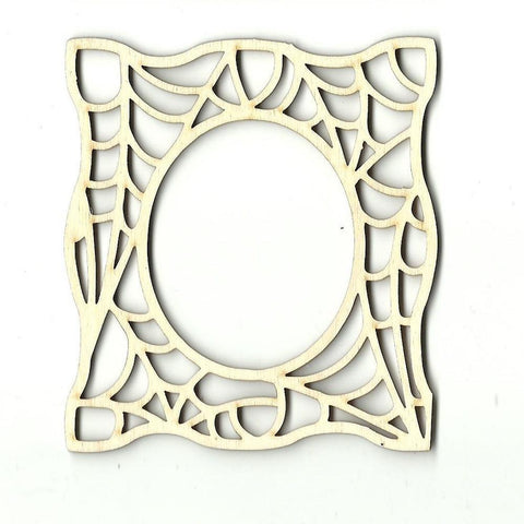 Frame - Laser Cut Wood Shape Frm29 Craft Supply
