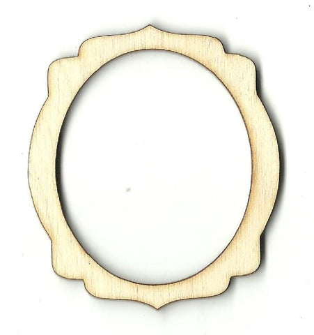 Frame - Laser Cut Wood Shape Frm31 Craft Supply