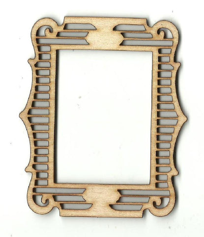 Frame - Laser Cut Wood Shape Frm32 Craft Supply