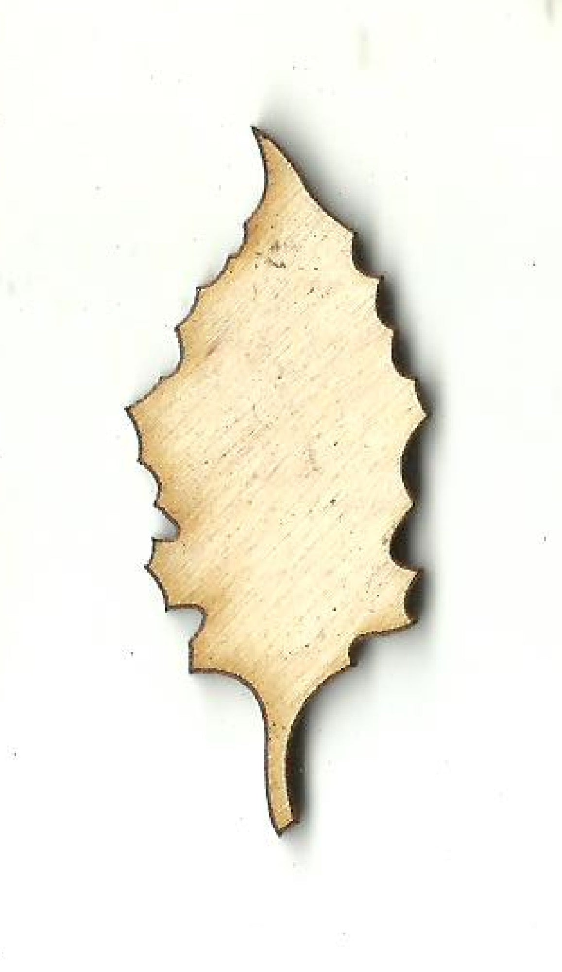 Leaf - Laser Cut Wood Shape LEF46