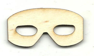 Mask - Laser Cut Wood Shape Msk18 Craft Supply