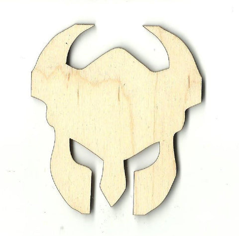 Mask - Laser Cut Wood Shape Msk1 Craft Supply