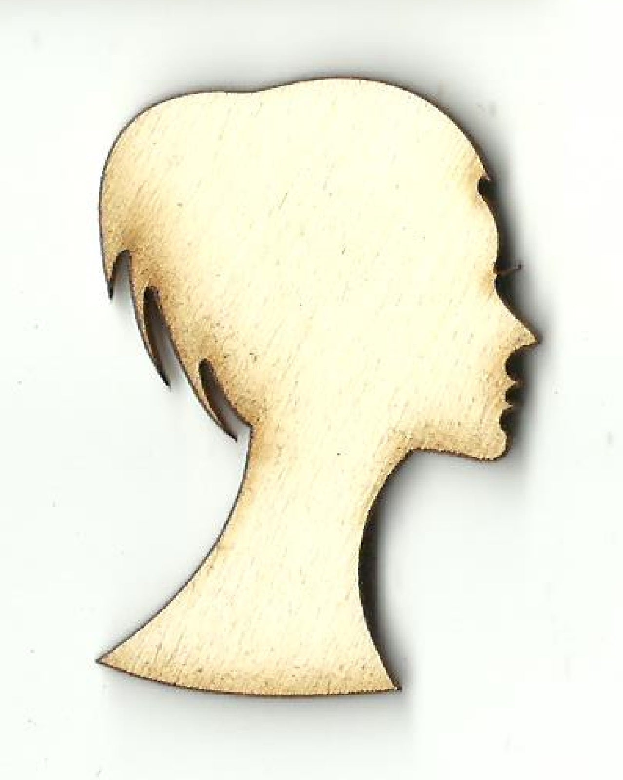 Woman - Laser Cut Wood Shape PPL230