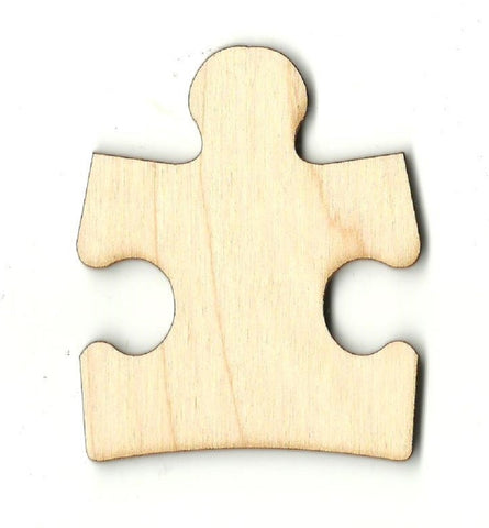 Puzzle Piece - Laser Cut Wood Shape PZL6