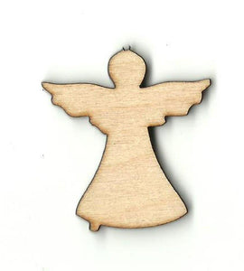 Angel - Laser Cut Wood Shape Rel63 Craft Supply