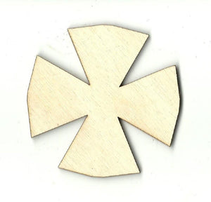 Cross - Laser Cut Wood Shape Rel17 Craft Supply