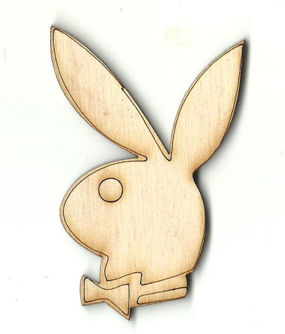 Bunny Sign - Laser Cut Wood Shape SGN113