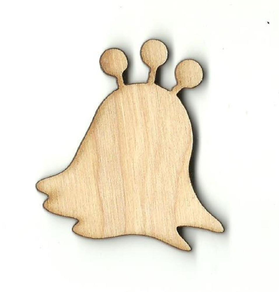 Alien - Laser Cut Wood Shape Spc20 Craft Supply