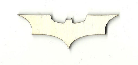 Batman - Laser Cut Wood Shape Spr14 Craft Supply