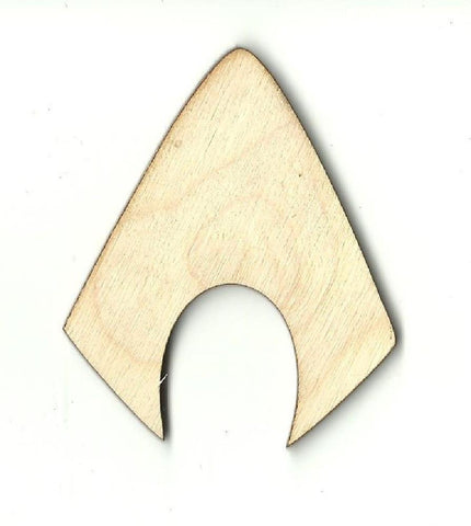 Aquaman - Laser Cut Wood Shape Spr24 Craft Supply
