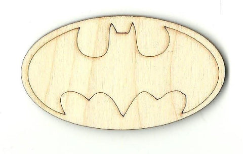 Batman - Laser Cut Wood Shape Spr4 Craft Supply