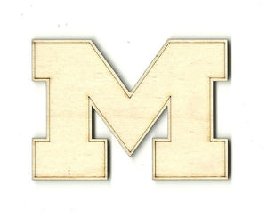 Michigan - Laser Cut Wood Shape Spt190 Craft Supply