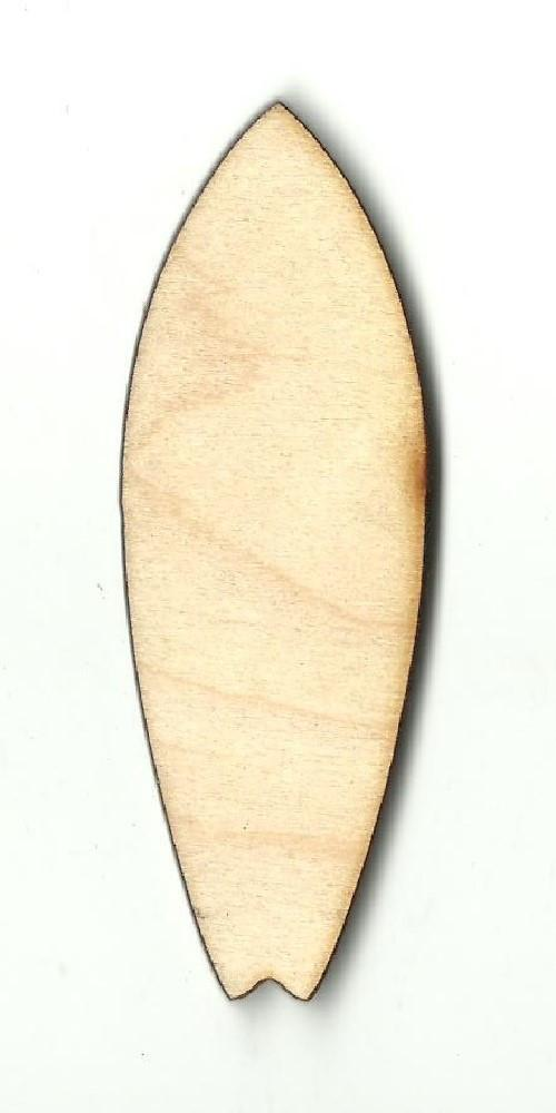 Surfboard - Laser Cut Wood Shape Spt389 Craft Supply