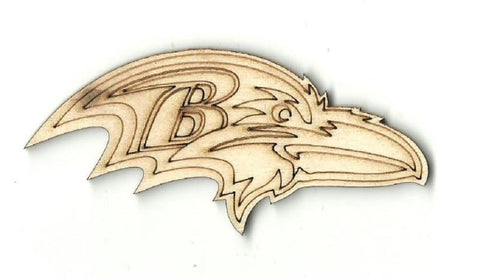 Baltimore - Laser Cut Wood Shape SPT47