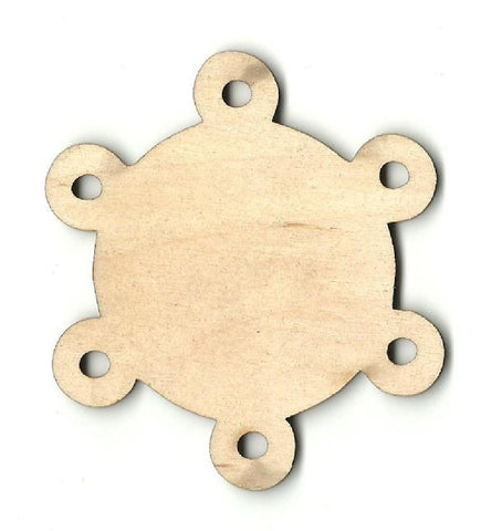 Gift Tag - Laser Cut Wood Shape Tag29 Craft Supply