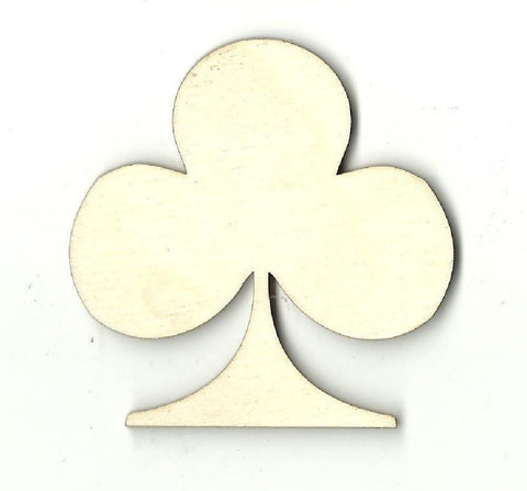 Card Club - Laser Cut Wood Shape Toy7 Craft Supply
