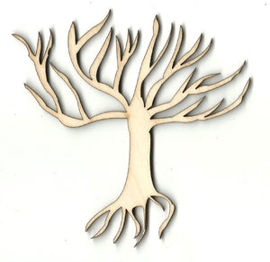 Tree - Laser Cut Wood Shape TRE119