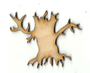 Bare Tree - Laser Cut Wood Shape TRE125