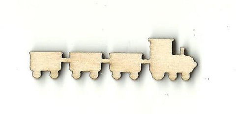 Train - Laser Cut Wood Shape Trn10 Craft Supply