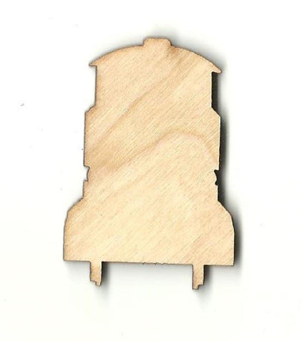 Train - Laser Cut Wood Shape Trn15 Craft Supply