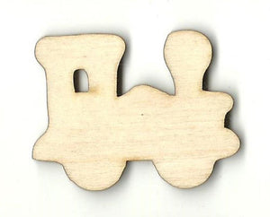 Train - Laser Cut Wood Shape Trn18 Craft Supply
