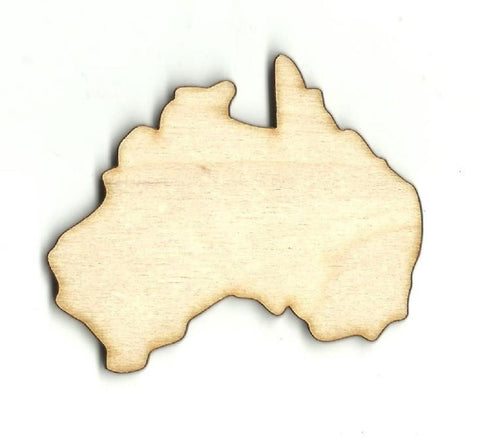 Australia - Laser Cut Wood Shape Wld51 Craft Supply