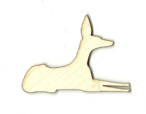 Anubis - Laser Cut Wood Shape WLD36