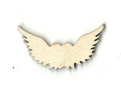 Wings - Laser Cut Wood Shape Wng12 Craft Supply