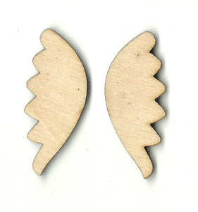 Wings - Laser Cut Wood Shape WNG13