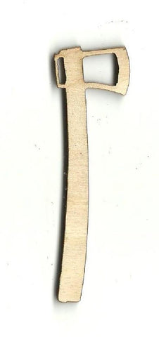 Axe - Laser Cut Wood Shape WPN4
