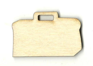Ammo Box - Laser Cut Wood Shape Wpn63 Craft Supply