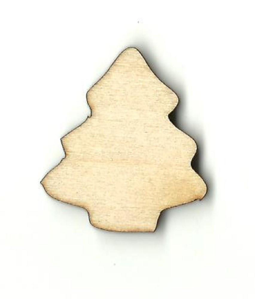 Christmas Tree - Laser Cut Wood Shape Xms140 Craft Supply