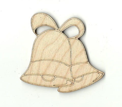 Bells - Laser Cut Wood Shape Xms50 Craft Supply