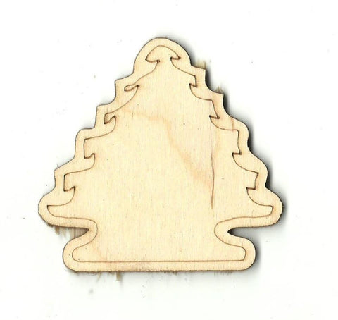 Arrowhead - Laser Cut Wood Shape XTR9